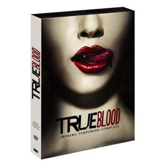 True Blood  Temporada 1 - DVD