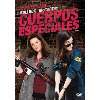 Cuerpos especiales - DVD