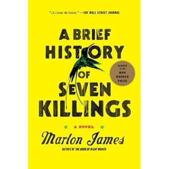 A brief history of seven killings. Man Booker Prize 2015