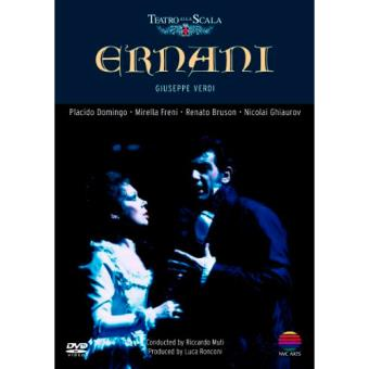 Giuseppe Verdi: Ernani (DVD)