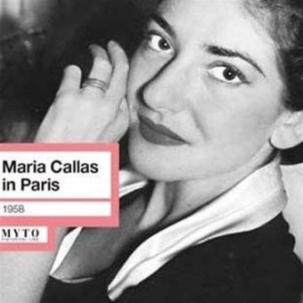 Calla In Paris 1958
