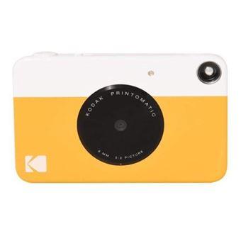 Cámara instantánea Kodak Printomatic Amarillo