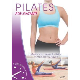Pilates adelgazante - DVD