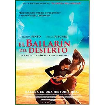 El bailarín del desierto - DVD