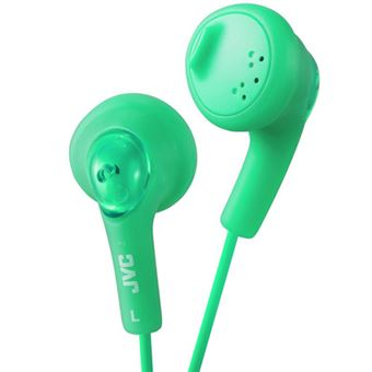 Auriculares JVC HA-F160 Verde