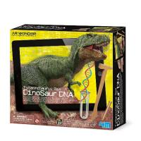 Dinosaurio T-Rex ADN
