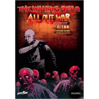 The Walking Dead: All Out War. Booster de Glenn, guardián de la prisión