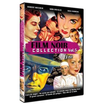 Film Noir Collection, Vol. 5 - DVD