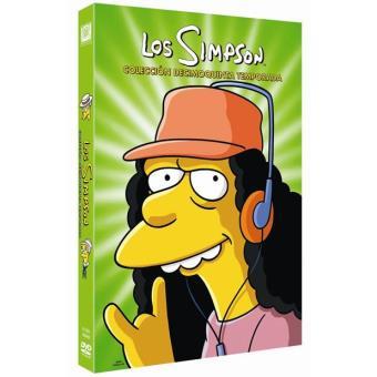 Los Simpson - 1Temporada 5 - DVD