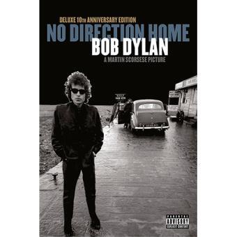 No Direction Home. Bob Dylan - Blu-Ray + DVD