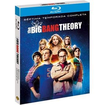 The Big Bang TheoryThe Big Bang Theory - Temporada 7 - Blu Ray