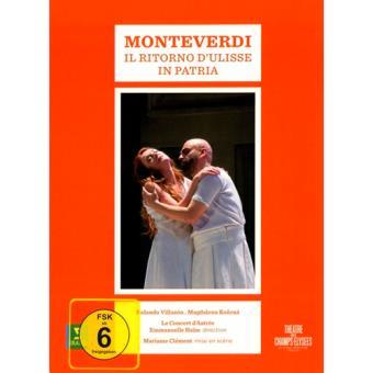 Monteverdi: Il Ritorno D'Ulisse In Patria (2 DVD)
