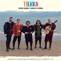 Tierra - CD + DVD + Libro