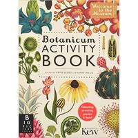 Botanicum. Activity Book