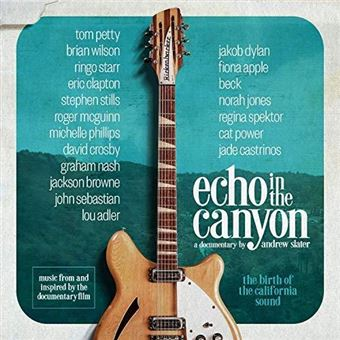 Echo in the canyon B.S.O. - Vinilo