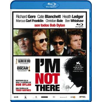 I´m Not There - Blu-Ray