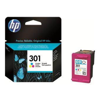 Cartucho de tinta HP 301 Tricolor