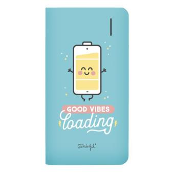 Powerbank Mr Wonderful Good Vibes 6000 mAh