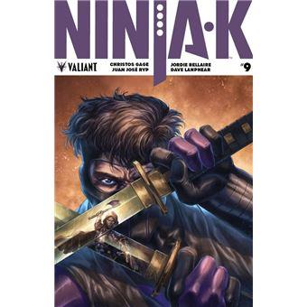 Ninja k 9 grapa