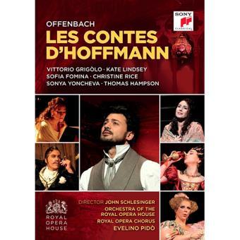 Les Contes d'Hoffmann (DVD)