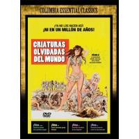 Criaturas olvidadas del mundo - DVD
