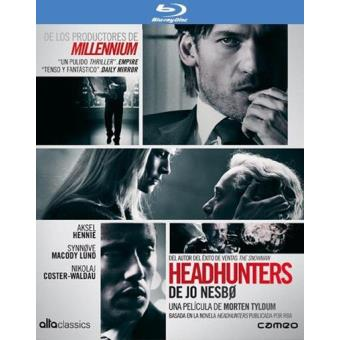 Headhunters - Blu-Ray
