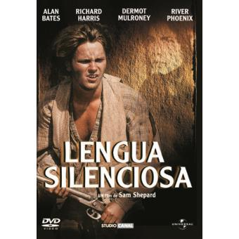 Lengua silenciosa - DVD