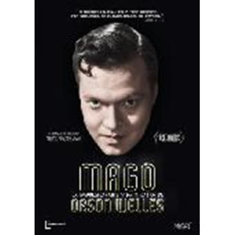 Mago. La impresionante vida y obra de Orson Welles - DVD