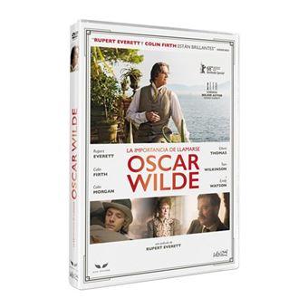 La importancia de llamarse Oscar Wilde - DVD