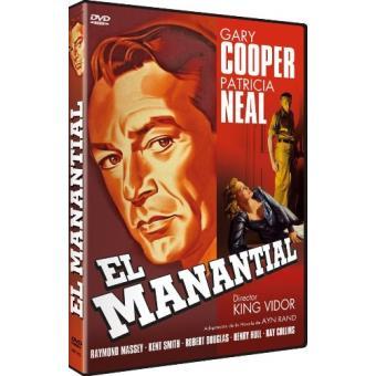 El manantial - DVD