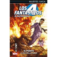 Marvel Saga. Los 4 Fantásticos de Jonathan Hickman  1 El puente