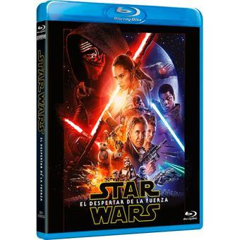 Star Wars VII: El Despertar de la Fuerza - Blu-Ray