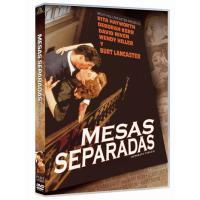 Mesas separadas - DVD