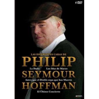 Pack Philip Seymour Hoffman: Antes de que el diablo sepa que has muerto - El último concierto - La duda - Los idus de marzo - DVD