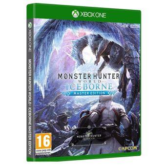 Monster Hunter World: ICEBORN Master Edition -  Xbox One