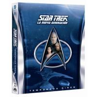 Star Trek: La nueva generación - Temporada 5 - Blu-Ray