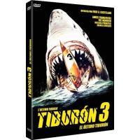 Tiburón 3 El último tiburón - DVD
