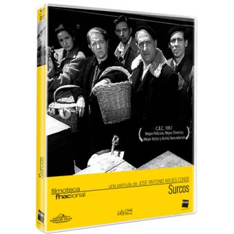 Surcos - Exclusiva Fnac - Blu-Ray + DVD