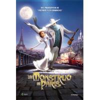 Un monstruo en París - DVD