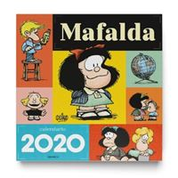Calendario 2020 pared Mafalda
