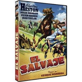 El salvaje - DVD