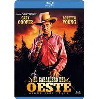 El caballero del oeste - Blu-Ray