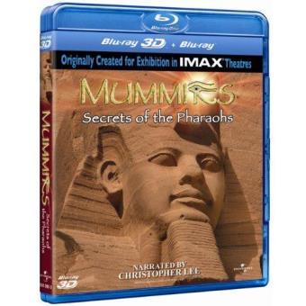 Momias: El secreto de los faraones - Blu-Ray + 3D