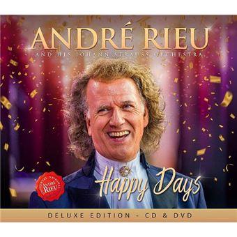 Happy Days Ed Deluxe + DVD