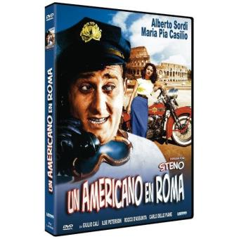 Un americano en Roma - DVD