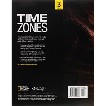 Time Zones 3 - Student's Book