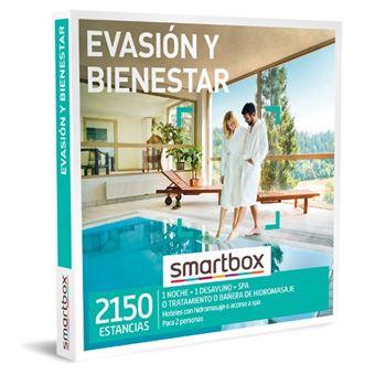 Caja regalo Smartbox Evasión y Bienestar