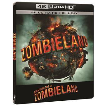 Bienvenidos a Zombieland - Steelbook UHD + Blu-Ray