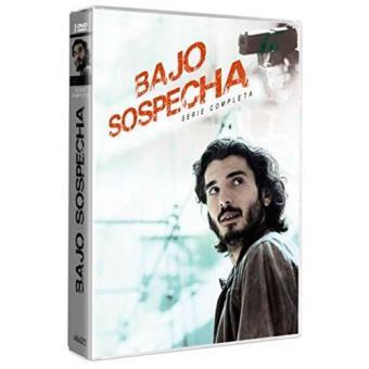 Bajo Sospecha - Temporadas 1 y 2 - DVD