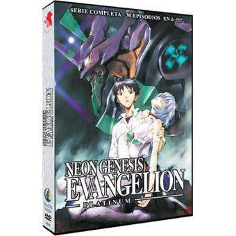 Pack Neon Genesis Evangelion: Serie completa (Ed. Platinum) - DVD